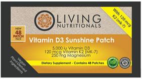 livingnutritionalsvitamind3sunshinepatch48