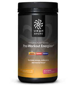 Vega Sport Pre Workout Acai Berry