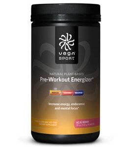 Vega Sport Pre Workout Acai Berry