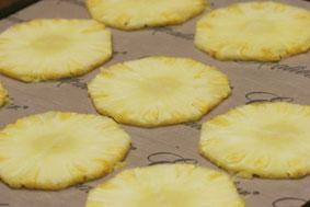 Gedroogde Ananas
